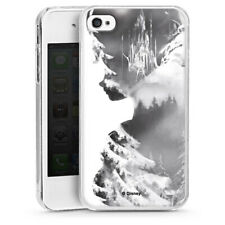 Apple iPhone 4s Handyhülle Hülle Case - Elsa Wintermist