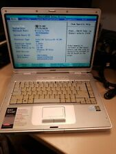 Compaq Presario C500 Celeron M 440 1.86GHz, ½GB RAM, 80GB HD, Win Vista Home Bas