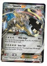 1 Carte Pokemon STEELIX  EX -  (67/114)  Ultra Rare  Pokemon Card (Anglaise)