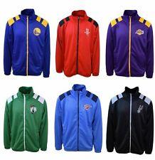 G-III Sports by Carl Banks Men's NBA Mock Neck Zip Sweater