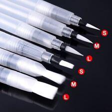 6 PCS Portable Paint Brush Water Color Brush Pencil Soft Watercolor Brush Pen fo