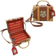 Harry Potter Hogwarts Train Platform 9 3/4 Trunk Crossbody Handbag Bag Purse NEW