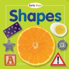 Shapes (Early Days Board Book) by The Top That Team