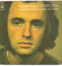 """THIJS VAN LEER (FOCUS) - INTROSPECTION - 12"""" VINYL LP (HOLLAND)"""