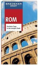 Baedeker SMART Reiseführer Rom von Tim Jepson und Swantje Strieder (2018, Ringbuch)