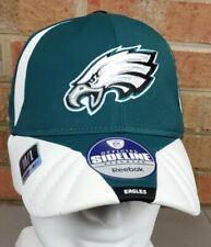 Reebok Philadelphia Eagles NFL Sideline Stretch Fit Hat M/L