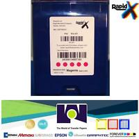 Rapid Label X Memjet Magenta Ink Cartridge 250 ml
