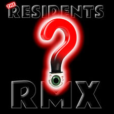 THE RESIDENTS rmx CD