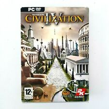 Civilization 4 IV PC DVD-ROM Game