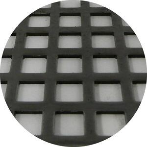 Stainless Steel 304 Perforated Sheet 2m x 1m x 2mm C10 U14 Bin 104 - 520120221