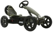 Berg Compact Jeep Adventure Kids Pedal Car Go Kart 4 - 12 Years NEW