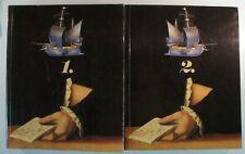 Die Hanse Lebenswirklichkeit und Mythos 1+2 Hamburg 1989 Paperback Y5-445