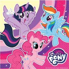 Artículos de fiesta sin marca de cumpleaños infantil, My Little Pony