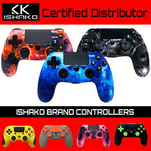 ISHAKO Brand wireless PS4 controller compatible with Sony Playstation 4