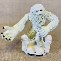 Action Figure Star Wars Attacktix Wampa Hoth Monster approx 6 inch