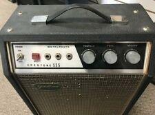 More details for vintage crestone practice amp