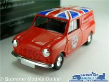 AUSTIN MINI MODEL VAN ENFIELD PAGEANT 2008 1:43 SIZE CAR VANGUARDS VA14 LLEDO K