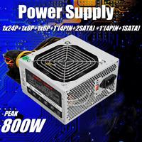 🔥800W 220V Quiet PC Power Supply 24 Pins ATX Gaming PSU For Desktop Computer AU