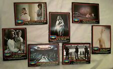 1978 Topps Close Encounters of the Third Kind -Steven Spielberg- 7 Cards