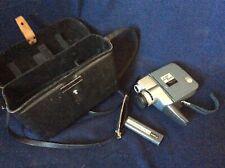 Vintage Canon 8mm Movie Motor Zoom 8 EEE Camera W/ Case