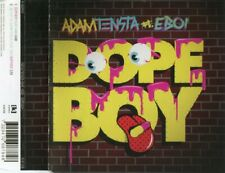 "Adam Tensta Ft Eboi - ""Dope Boy"" - 2008 - CD Single"