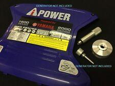 A-IPOWER SC2000 GENERATOR EXTENDED RUN GAS CAP OIL FILL DRAIN PLUG COMBO KIT USA
