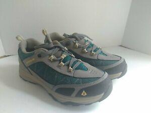 Vasque Monolith Low Ultradry Hiking Shoes Youth Size 6 EUR 38 Gargoyle Everglade