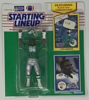 Starting Lineup Clyde Simmons 1990 action figure