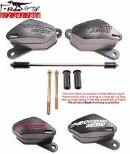 T-Rex Racing 2013 - 2015 Suzuki DL1000 / V-Strom 1000 No Cut Frame Sliders