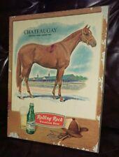 Rolling Rock Beer Cardboard 1965/Kentucky Derby