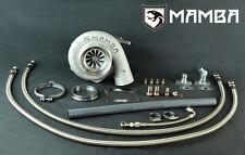 "MAMBA Mitsubishi 4G63T EVO 4~9 4"" GTX3584R Ball Bearing Turbo + .86 T4 3"" V-Band"