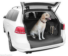 Car Estate Boot Cover Mat Liner Protector Pet Dog High Walls Foamed Leatherette