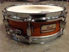 "10"" Pearl Snare Drum Maple Shell 4x10 #m8"