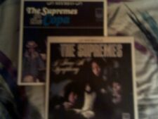"""SUPREMES """"AT THE COPA"""" / """"I HEAR A SYMPHONY"""" 2 LPS Exc. 80'S Reissues"""