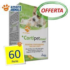 Cortipet MAXI 60 perle per CANI e GATTI - Cura la dermatite e il prurito
