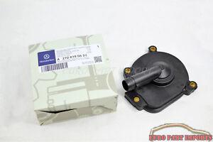 Mercedes-Benz Oil Separator PVC Valve genuine germany original oe parts