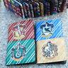 Harry Potter Gryffindor Ravenclaw Wallet Coin Bi fold Money Holder Cards Purse
