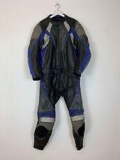 Men's Vintage Belstaff Motorcycle Leathers Jacket & Trousers Size 48 UK M Medium