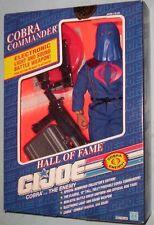 GI JOE HALL OF FAME COBRA COMMANDER 1991 COBRA ENEMY MIB