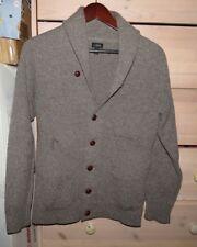 Jcrew Shawl Lambswool Cardigan Size XS Sweater