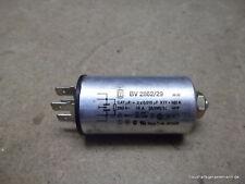 MIELE W 821 Filtro Rete Interferenza 0,47uF + 2x0,015uF X1Y + 680K BV 2862/29