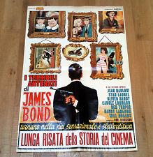 I TERRIBILI ANTENATI DI JAMES BOND manifesto poster The Golden Age of Comedy