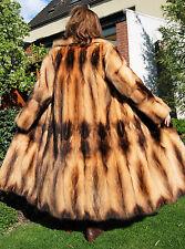 Cappotto di pelliccia Iltis nessun VISONE TG 38-42