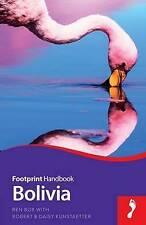 NEW Bolivia Handbook (Footprint - Handbooks) by Daisy Kunstaetter