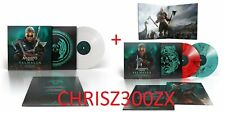 Assassin's Creed Valhalla + The Wave of Giants Vinyl Record Soundtrack 3 LP SET