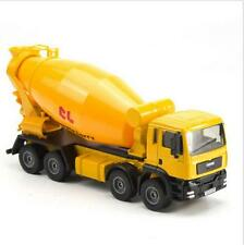 KDW 1:50 Scale Diecast Cement Mixer Truck Construction Vehicle Cars Model Toys X
