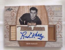 2017 Leaf Lumber Kings RED KELLY 4/25 Stick Autograph Twig Sigs SP #TS-RK1
