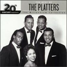 The Platters - 20th Century Masters [New CD]