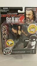 WWE BUILD N BRAWL UNDERTAKER ACTION FIGURE SERIES 1(013)