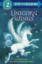Unicorn Wings - Mallory Loehr - has magic horn but also wants to fly